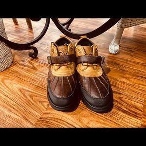 Polo Ralph Lauren Dover Boots Sz 14D